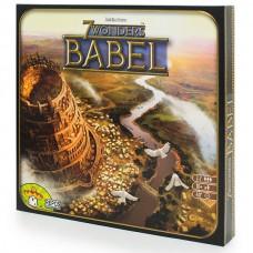 Настольная игра 7 Чудес: Вавилон
