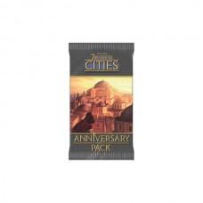 Настольная игра 7 Чудес: Города Юбилейное дополнение