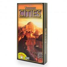 Настольная игра 7 Чудес: Города (дополнение)