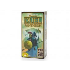 Настольная игра 7 чудес: Дуэль - Пантеон