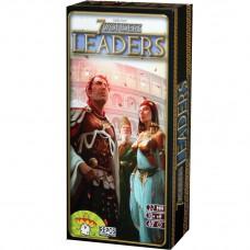 Настольная игра 7 Чудес: Лидеры (англ.)