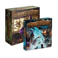 Набор игр Алхимики (база + дополнение Королевский Голем)