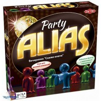 ALIAS Party: Вечеринка Скажи иначе