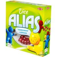 Настольная игра Элиас с кубиками (Alias Dice)