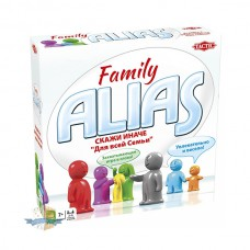 Настольная игра Скажи иначе для всей семьи (ALIAS Family)