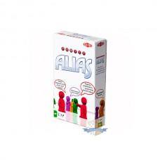 Настольная игра Скажи иначе для всей семьи компактная (Alias Family Travel)