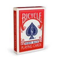 Карты игральные BICYCLE RIDER BLACK