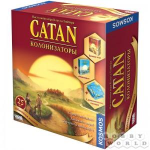 Catan. Колонизаторы. Юбилейное издание