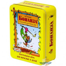 Настольная игра Бонанза. Делюкс