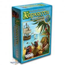Настольная игра Каркассон. Южные Моря