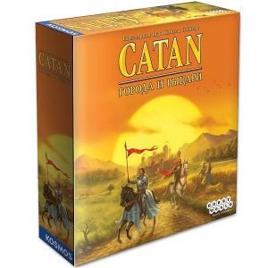 Catan Города и Рыцари