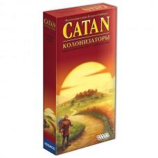 Настольная игра Catan: Колонизаторы. Расширение для 5-6 игроков