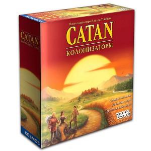 Catan. Колонизаторы
