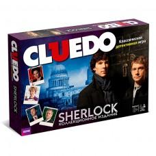 Настольная игра Клуэдо Шерлок (Cluedo Sherlock)