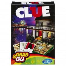 Настольная игра Клуэдо дорожная (Cluedo Travel)