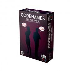 Настольная игра Кодовые имена Глубоко под прикрытием