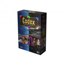 Настольная игра Кодекс: Доминион Тверди против Плети Черной Длани (дополнение) (Codex)