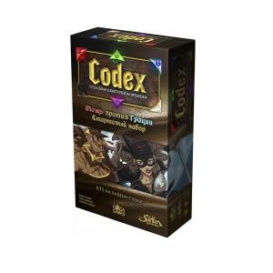 Кодекс: Мощь против грации (стартовый набор) (Codex)