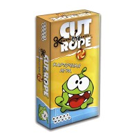 Настольная игра Cut The Rope. Карточная игра