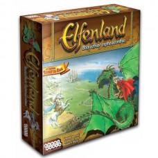 Настольная игра Elfenland. Волшебное Путешествие