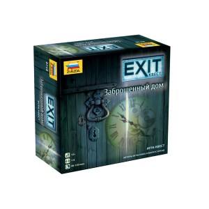 EXIT-КВЕСТ: Заброшенный дом