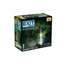 Настольная игра EXIT-КВЕСТ: Затерянный остров