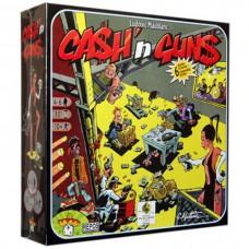 Настольная игра Гангстеры (Cash n Guns)