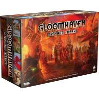 Настольная игра Gloomhaven: Мрачная Гавань