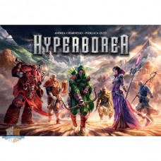 Настольная игра Гиперборея (Hyperborea)