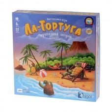 Настольная игра Ла-Тортуга Черепаший остров