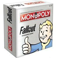 Настольная игра Монополия. Fallout