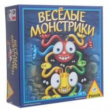 Настольная игра Веселые монстрики