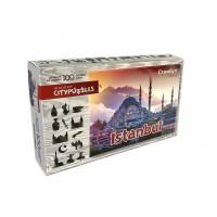 """Фигурный деревянный пазл Citypuzzles """"Стамбул"""""""