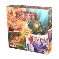 Настольная игра Скарабеи (Scarabya)