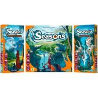 Набор игр Сезоны (база + 2 дополнения)