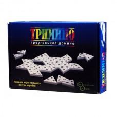 Настольная игра Тримино (треугольное домино)