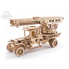 3D-конструктор Пожарная машина