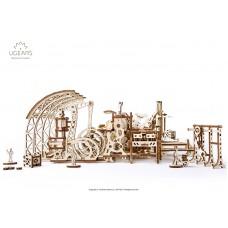 3D-конструктор Фабрика роботов