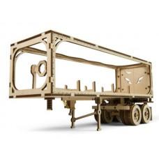 3D-конструктор Трейлер для тягача Heavy Boy VM-03