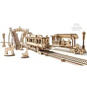 3D-конструктор Трамвайная линия