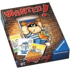 Настольная игра Wanted (Внимание розыск)