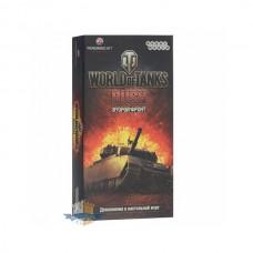 Настольная игра World of Tanks Rush. Второй Фронт (дополнение)
