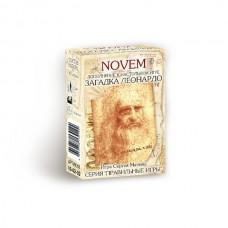 Настольная игра Загадка Леонардо. Novem  (дополнение)
